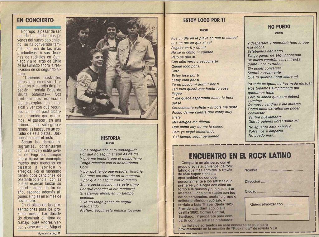 Super Rock - Octubre'86