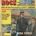 Super Rock - Noviembre'86